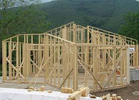 Legno xlam o telaio la pagella edilizia sostenibile for Personalizzate case con telaio